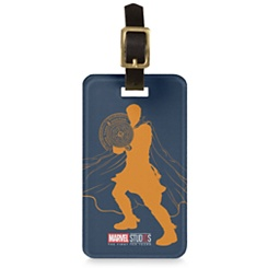 Dr. Strange ''More than a Doctor'' Luggage Tag - Customizable