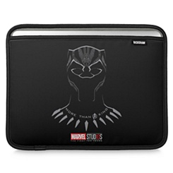 Black Panther ''More than a King'' MacBook Air Sleeve - Customizable