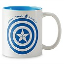 Captain America ''More than a Shield'' Mug - Customizable