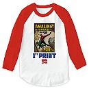 Spider-Man: 1st Print Raglan T-Shirt for Women - Customizable