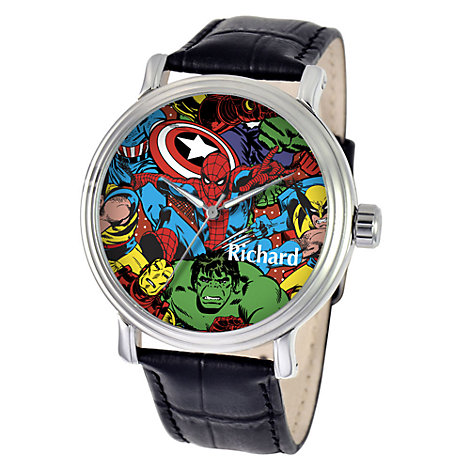 Marvel Vintage Watch for Adults - Create Your Own