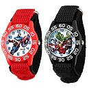 Marvel Time Teacher Watch for Kids - Create Your Own