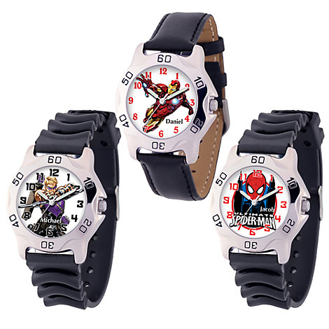 Marvel Sports Watch for Kids - Create Your Own