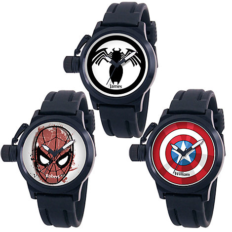 Marvel Crown Protector Watch for Adults - Create Your Own