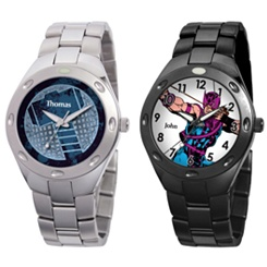 Marvel Stainless Steel Bracelet Watch - Create Your Own