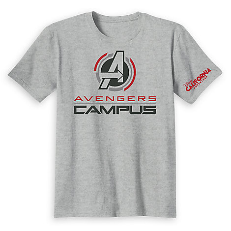 Avengers Campus T-Shirt for Adults - Disney California Adventure