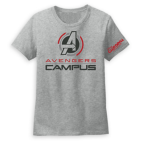 Avengers Campus T-Shirt for Women - Disney California Adventure