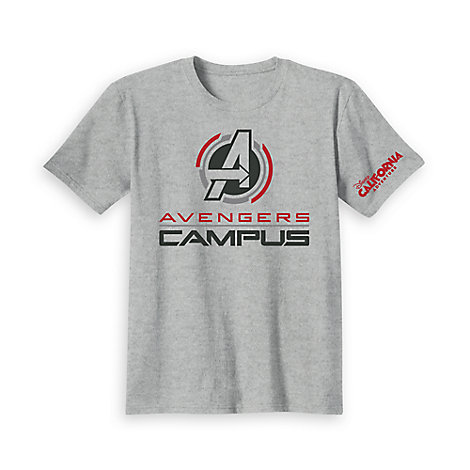 Avengers Campus T-Shirt for Kids - Disney California Adventure