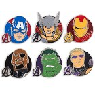 Marvel's Avengers Assemble Pin Trading Booster Set