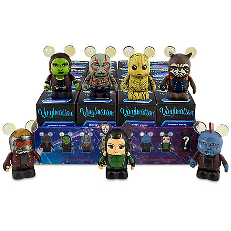 Vinylmation Guardians of the Galaxy Vol 2 Series 3 Figure Tray