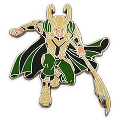 Loki Pin - The Avengers
