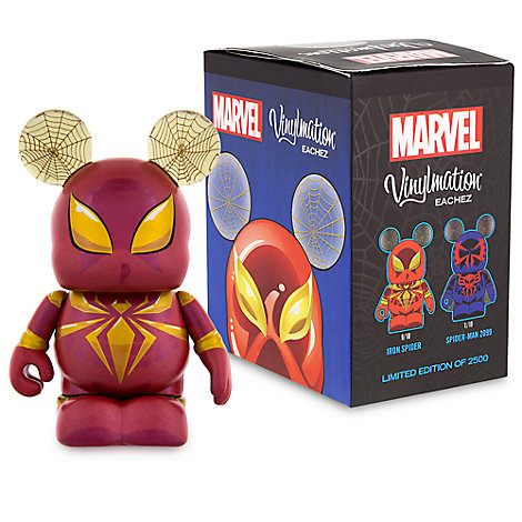 Vinylmation Spider-Man Series Figure - 3'' - Limited Edition