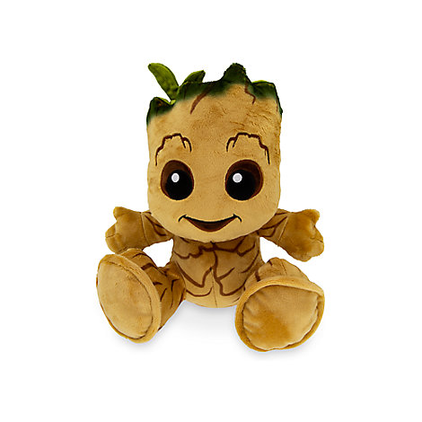Baby Groot Big Feet Plush - Guardians of the Galaxy - Medium - 10''