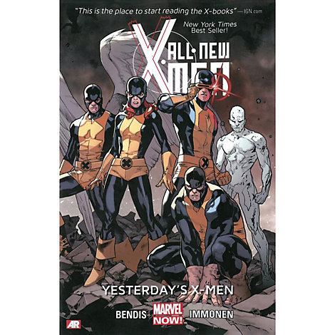 X-Men: Yesterday's X-Men Book