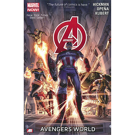 Avengers Volume 1: Avengers World Book