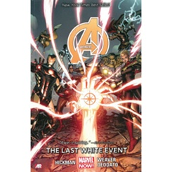 Avengers Volume 2: The Last White Event Book