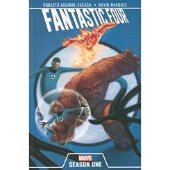 Fantastic Four: Season One Book