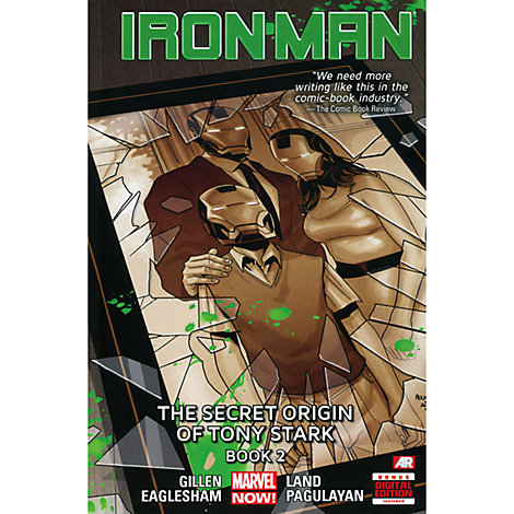 Iron Man: The Secret Origin of Tony Stark Book 2