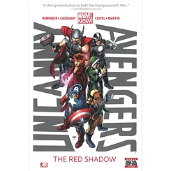 Uncanny Avengers: The Red Shadow Book