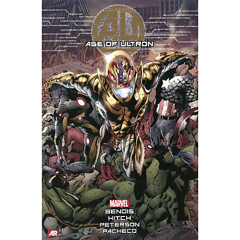 Age of Ultron Book