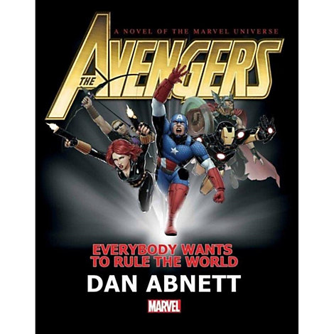 The Avengers: Everybody Wants to Rule the World Book