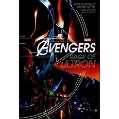 Avengers: Rage of Ultron Book
