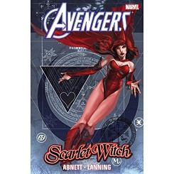 Avengers: Scarlet Witch Book