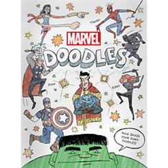 Marvel Doodles Book