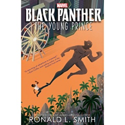 Black Panther: The Young Prince Book