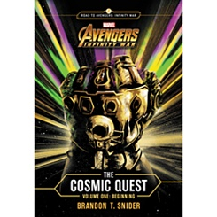 Marvel's Avengers: Infinity War: The Cosmic Quest - Volume 1: Beginning Book