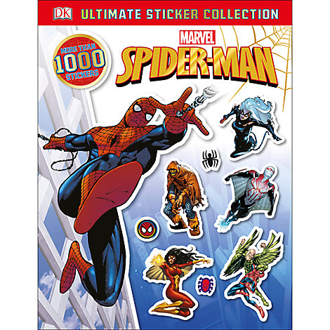 Spider-Man: Ultimate Sticker Collection