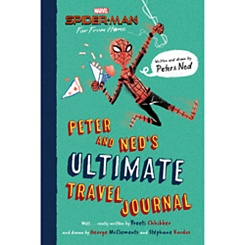 Spider-Man: Far from Home Peter and Ned's Ultimate Travel Journal Book