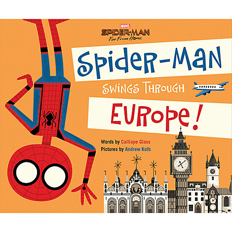 Spider-Man Swings Through Europe! - Spider-Man: Far From Home
