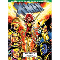Marvel's X-Men Volume 2 DVD