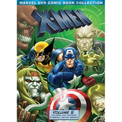 Marvel's X-Men Volume 5 DVD