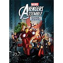 Avengers Assemble Assembly Required DVD