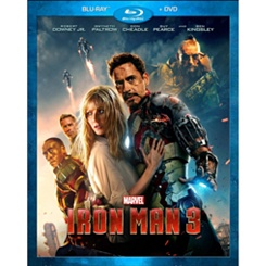Iron Man 3 Blu-ray Combo Pack