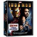 Iron Man 3-Movie DVD Collection