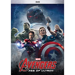 Marvel's Avengers: Age of Ultron DVD