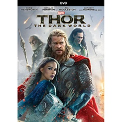 Thor: The Dark World DVD