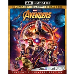 Marvel's Avengers: Infinity War 4K Ultra HD