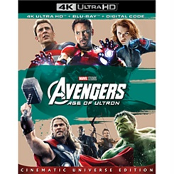 Marvel's Avengers: Age of Ultron 4K Ultra HD