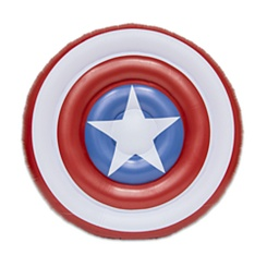 Captain America Shield Float